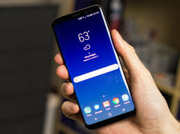 galaxy s8 using samsung smart view app