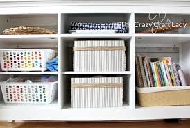 How To Organize Kids Craft Supplies Real Life Advice From A Busy Mom The Crazy Craft Lady
