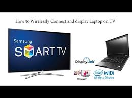 from laptop to smart tv