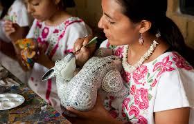 Artesanías de Oaxaca, una bella tradición artística