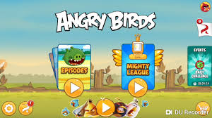 Angry birds classic shockwave failed!! - YouTube