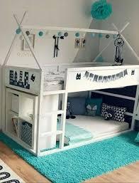 20 Fabulous Kids Bedroom Ideas For Children Who Love Colors New 2020 In 2020 Cozy Bedroom Design Ikea Kids Room Ikea Kura Bed