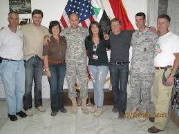 Craig Morgan, Chris Young and Nan Kelley – Military Tour – Iraq ...