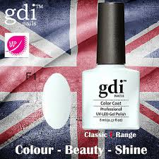uk seller gdi nails clic range f01