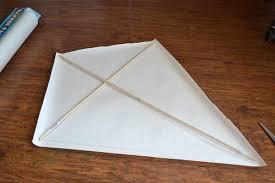 diy paper kites simple diamond kite