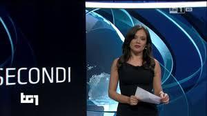 Tg1 60 secondi di giovedì 17/09/2015 con Maria Gabriella ...