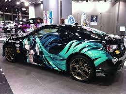 Intasca Car Hatsune Miku Japan Cars Cars Car