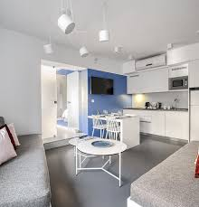 Blue Apartment - 2 Bedrooms - Athens Color Cube Luxury Apartments