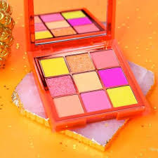 palette neon obsessions huda beauty