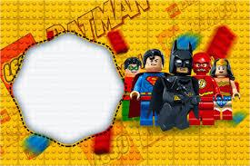 Lego Pelicula Invitaciones Para Imprimir Gratis Ideas Y