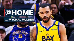 Windsor's Mychal Mulder has big goals with Golden State Warriors | @Home -  Sportsnet.ca