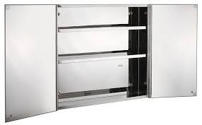 stainless steel bathroom shelf unit