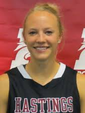 Hastings College - 2015-16 Women's Basketball Roster