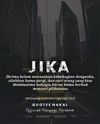 quotes nakal home facebook