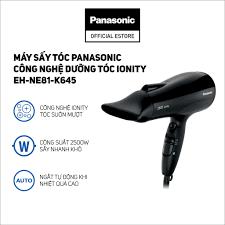 Máy Sấy Tóc Panasonic EH-NE81-K645 - Tạo Ion Dòng Ionity - Công Suất 2500W  - Bảo Hành 12 Tháng - Hàng Chính Hãng
