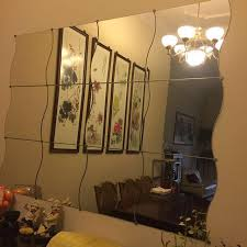 12 pcs ikea krabb mirror furniture
