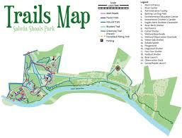 saluda shoals park trailmeister