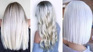 Czy Lodowy Blond To Kolor 2019 Roku Blog Hairstore