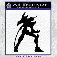 Evangelion Unit 01 Anime Decal Sticker A1 Decals