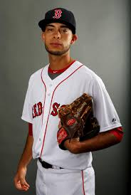 Noe Ramirez - Noe Ramirez Photos - Boston Red Sox Photo Day - Zimbio