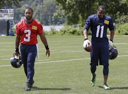 Percy Harvin says health is best it's been since before college -  ProFootballTalk