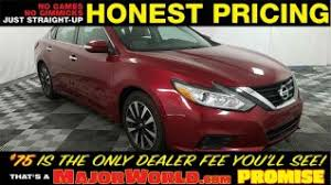 used nissan altimas in long
