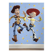 Rmk1430gm Disney Toy Story Woody Giant Wall Decal