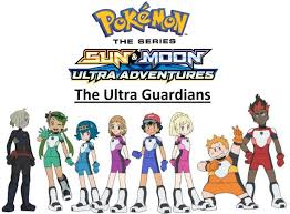 Sun and Moon Ultra Adventures: The Ultra Guardians by ...
