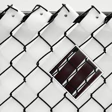 Pexco Fence Weave 250 Ft X 0 16 Ft Brown Chain Link Fence Weave Lowes Com Chain Link Fence Fence Weaving Chain Link Fence Privacy