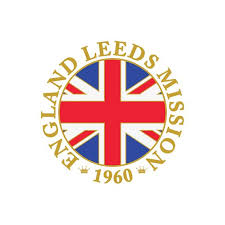England Leeds Mission Car Decal Etsy