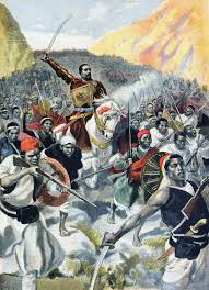 Battle of Amba Alagi - Wikidata