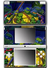 Teenage Mutant Ninja Turtles Tmnt Leonardo Leo Cartoon Movie Video Game Vinyl Decal Skin Sticker C Nintendo Dsi Ninja Turtle Videos Teenage Mutant Ninja Turtle