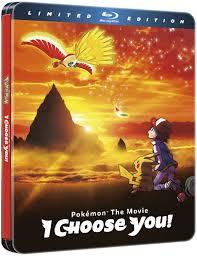 Pokemon the Movie: I Choose You! | Blu-ray Steelbook