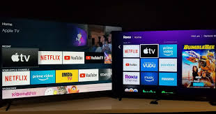 tv app is on roku fire tv and samsung