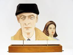 Alex Katz | Edwin and Ada (Edwin Denby and Ada Katz) (1966) | Artsy
