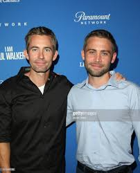 Caleb Walker and Cody Walker attend the ...