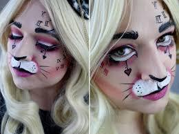 white rabbit makeup ideas saubhaya makeup