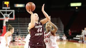 Abby Wright - Women's Basketball - Eastern Kentucky University ...