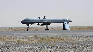 predator drone over syria