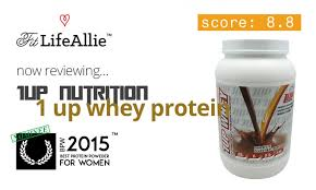 1up nutrition whey protein great taste