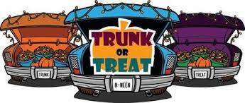 Trunk Or Treat 2020 - Mahaska Health