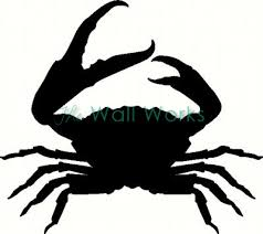 Crab Wall Sticker Vinyl Decal The Wall Works