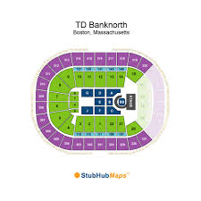td garden events and concerts in boston