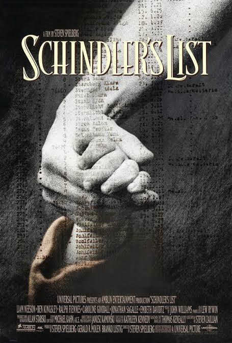 """Resultado de imagen para the schindler list"""""""