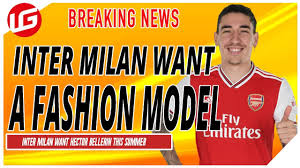INTER MILAN WANT HECTOR BELLERIN | DAILY TRANSFER UPDATE - YouTube