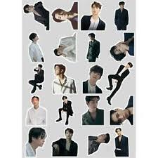 Got7 Call My Name Adhesive Photo Sticker Jackson Mark Decorative Diy Sticker Ebay