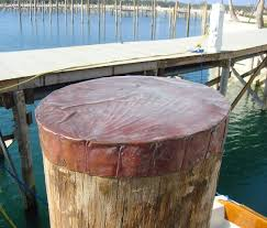Make Your Own Copper Post Copper Pier Caps