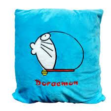 Gối ngủ văn phòng cao cấp 40*40 hình Doremon ngộ nghĩnh - Gấu đẹp ...