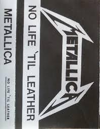 metallica no life til leather