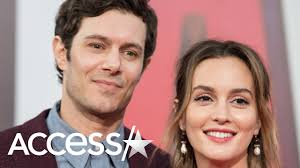 Leighton Meester Gushes Over Working With Hubby Adam Brody: 'It's ...